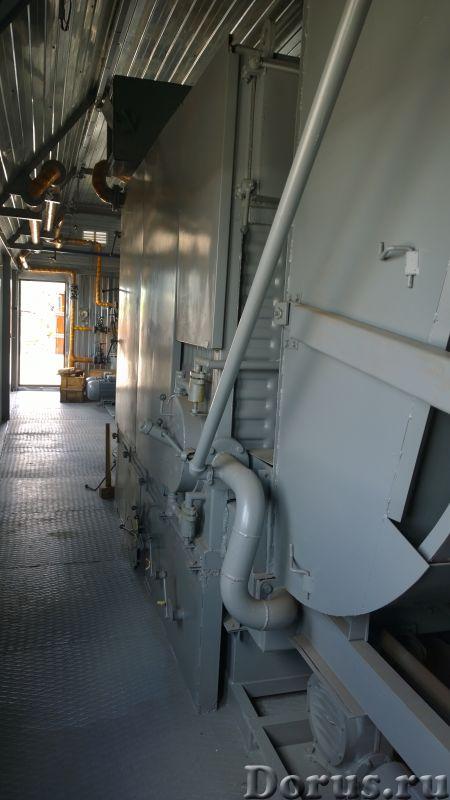 Котлы стальные водогрейные - Промышленное оборудование - Котлы чугунные Братск Модульная котельная М..., фото 3