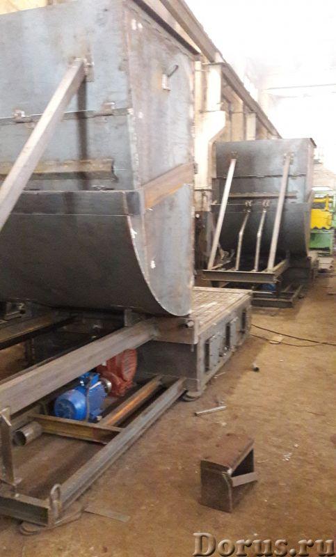 Котлы стальные водогрейные - Промышленное оборудование - Котлы чугунные Братск Модульная котельная М..., фото 5